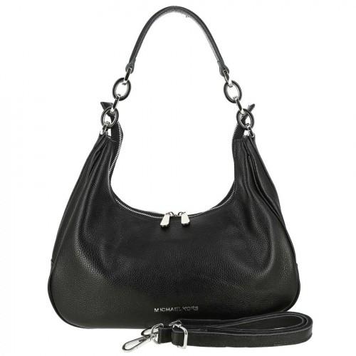 Женская кожаная сумка 83020 BLACK