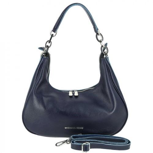 Женская кожаная сумка 83020 BLUE